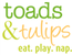 Toads & Tulips - Free Shipping on all $75+ Orders