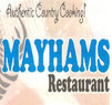 Mayham's Restaurant Coupons Seffner, FL Deals