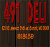 491 Deli Coupons Lees Summit, MO Deals